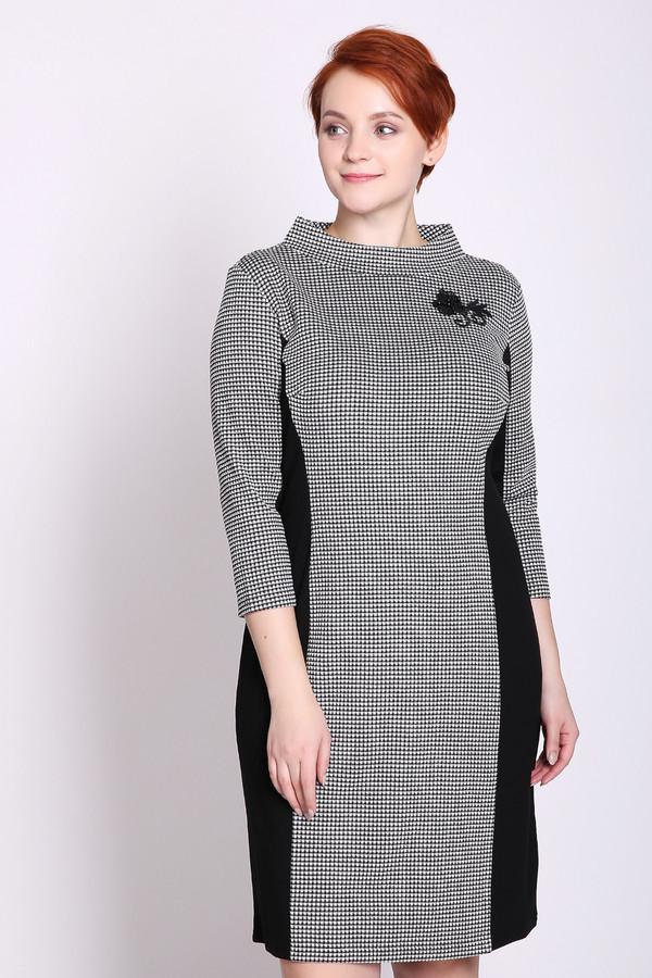 женское платье betty barclay, серое
