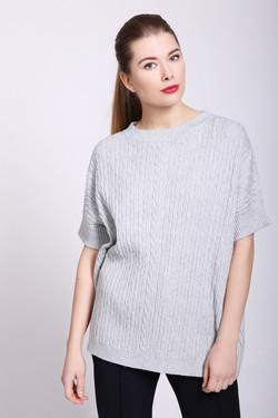Пуловер Betty Barclay, цвет Серый, размер
