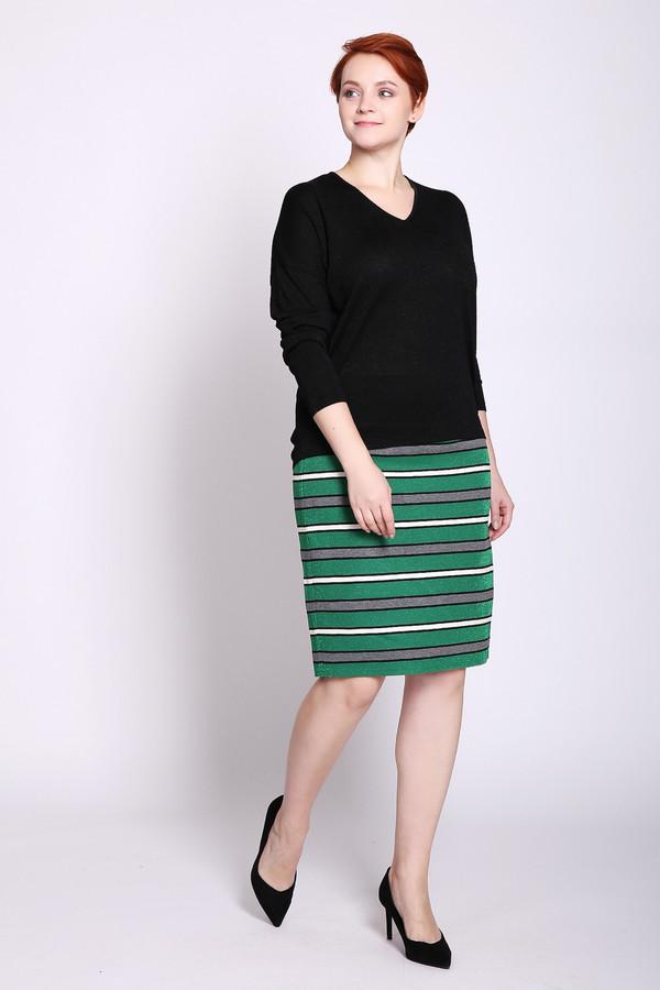 женская юбка gerry weber, разноцветная