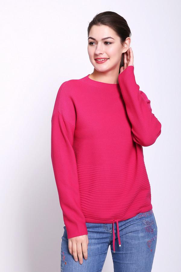 Купить Пуловер Lecomte, Болгария, Розовый, полиамид 20%, полиакрил 38%, модал 42%
