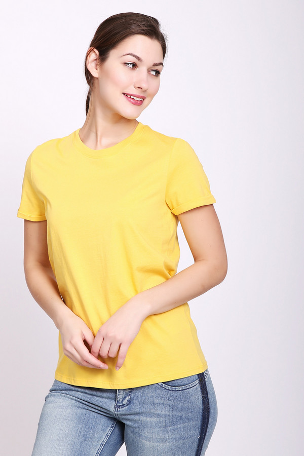 женская футболка oui