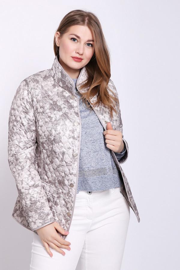 женская куртка lebek, бежевая