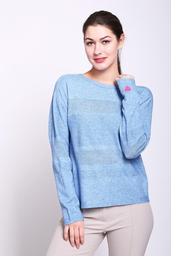 женский пуловер betty barclay, голубой