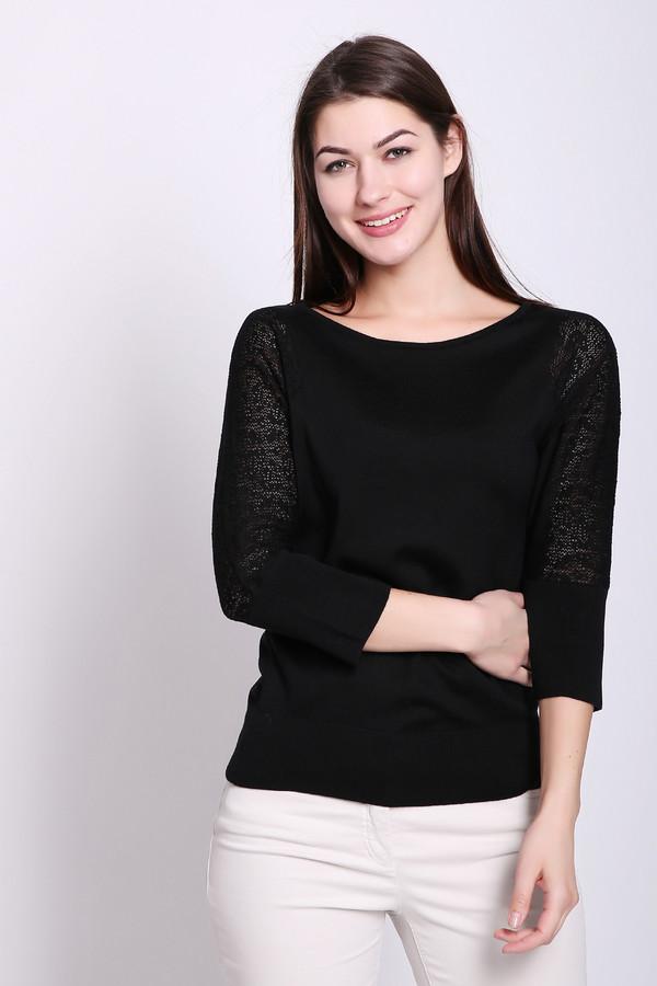 женский пуловер betty barclay, черный