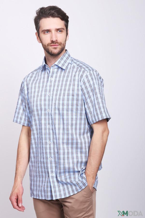 Купить со скидкой Мужские рубашки с коротким рукавом Olymp