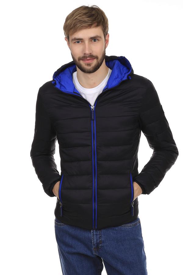 Куртка LocustКуртки<br>Стёганая мужская нейлоновая демисезонная куртка от бренда Locust представлена в черном цвете. Изделие дополнено: капюшоном на резинке с ограничителями, двумя боковыми карманами, центральной застежкой-молния и длинными рукавами. Такая куртка отлично подходит для ранней весны и осени. Благодаря своему материалу и капюшону, она спасет вас от ветра и дождя.<br><br>Размер RU: 48<br>Пол: Мужской<br>Возраст: Взрослый<br>Материал: нейлон 100%<br>Цвет: Разноцветный