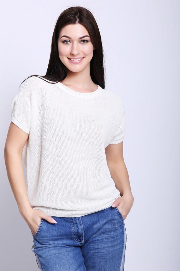 Купить Пуловер Pezzo, Китай, Белый, полиамид 30%, хлопок 70%