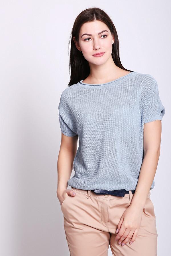 Купить Пуловер Pezzo, Китай, Голубой, полиамид 30%, хлопок 70%