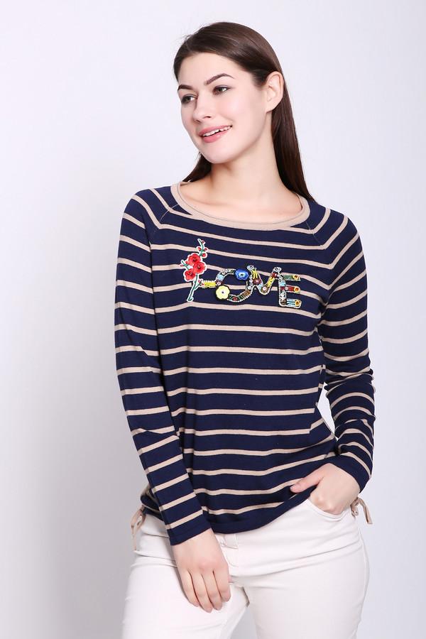 женский пуловер betty barclay, синий