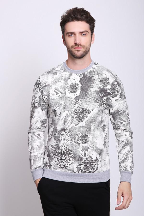мужской пуловер d.s, серый