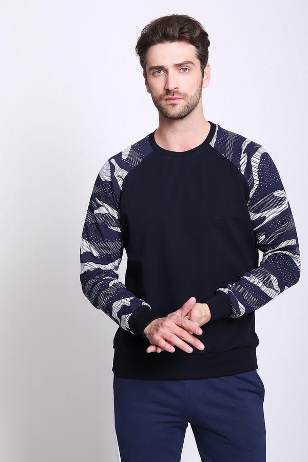 мужской пуловер d.s, синий