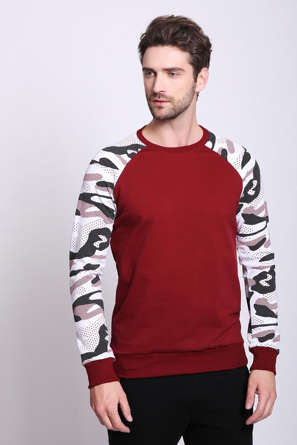 мужской пуловер d.s, красный