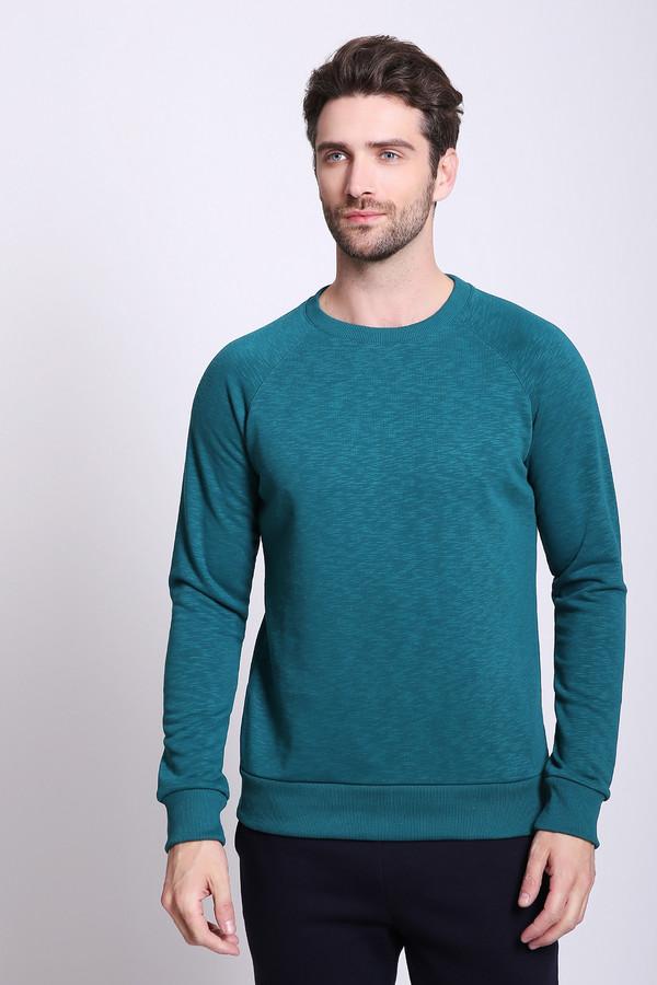 мужской пуловер d.s, зеленый
