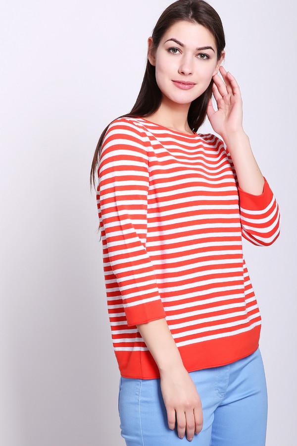 женский пуловер gerry weber, оранжевый