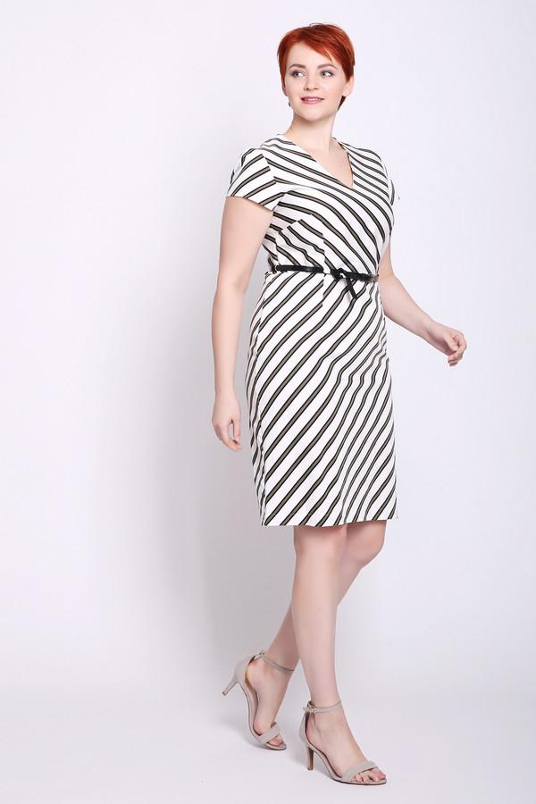 женское платье taifun, белое