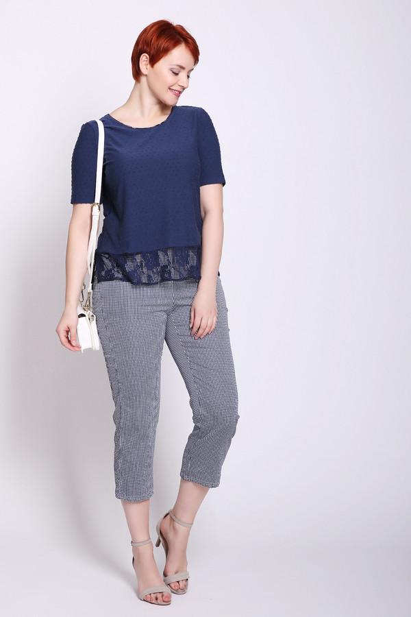 женские брюки steilmann, синие