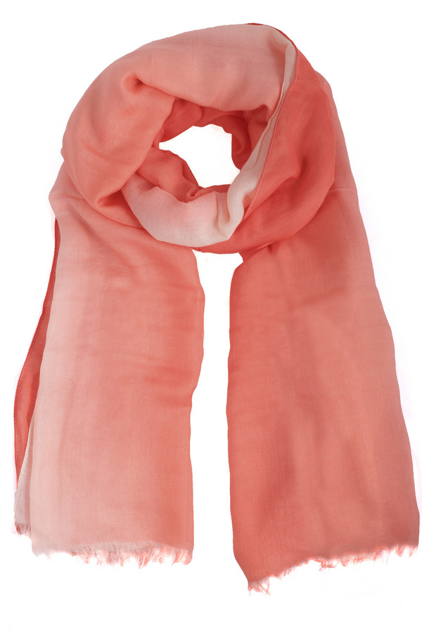 Шарф PezzoШарфы<br>Модный шарф для женщин от бренда Pezzo. Данная модель представлена в градиенте от оранжевого до бежевого. По краям шарф с бахромой. Материал данного изделия - 100% вискоза. Такой шарф может украсить как строгий образ, так и повседневный.<br><br>Размер RU: один размер<br>Пол: Женский<br>Возраст: Взрослый<br>Материал: вискоза 100%<br>Цвет: Бежевый