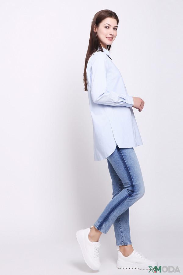 женские джинсы mac, синие