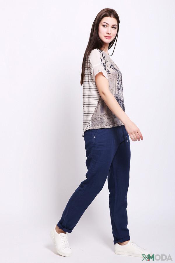 женские брюки olsen, синие