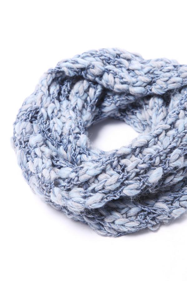 женский шарф seeberger, разноцветный