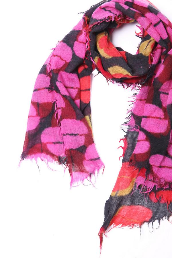 женский шарф fraas, разноцветный