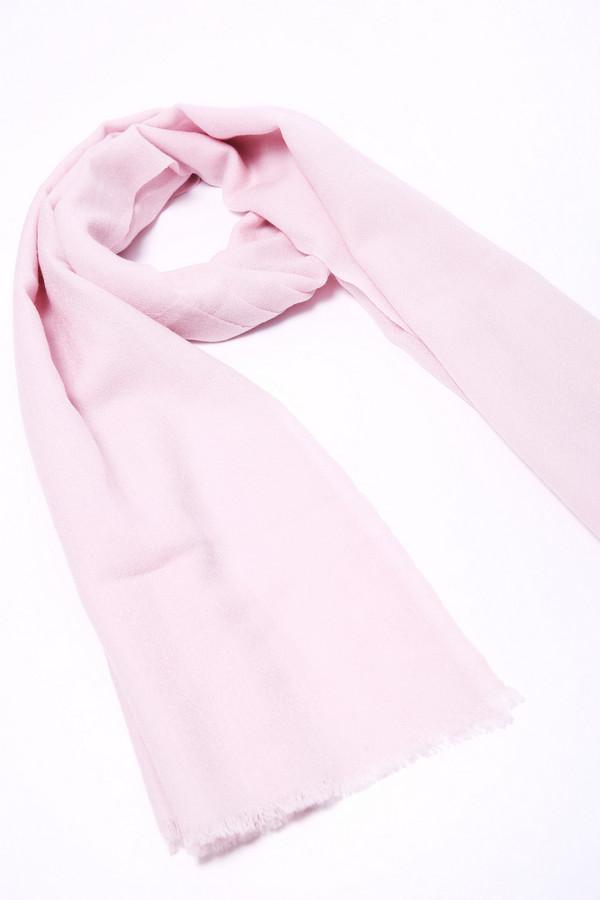 женский шарф fraas, розовый