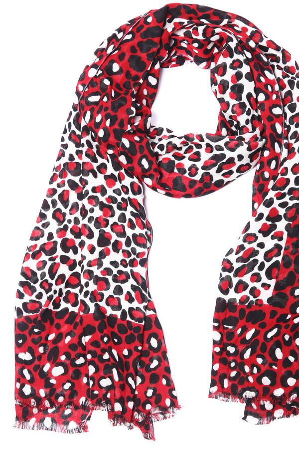 женский шарф lebek, разноцветный