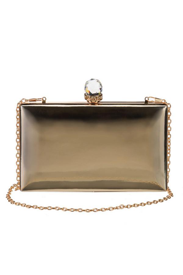 женская сумка vera victoria vito, золотая