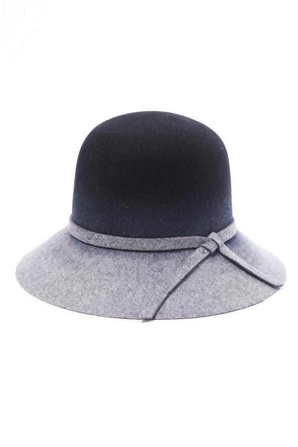 женская шляпа wegener, черная