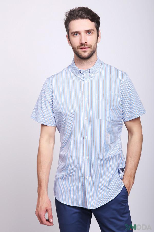 Мужские рубашки с коротким рукавом Just ValeriКороткий рукав<br>