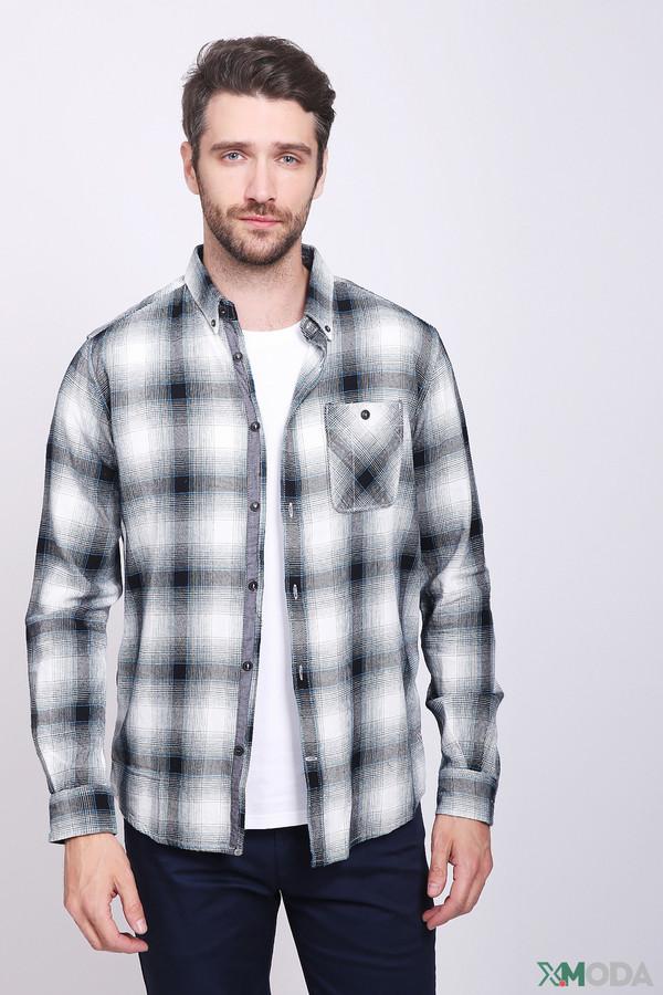 Рубашка с длинным рукавом Tom TailorДлинный рукав<br>