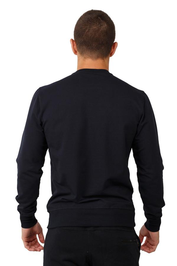 Фото 3 - Мужскую толстовку BendClub синего цвета