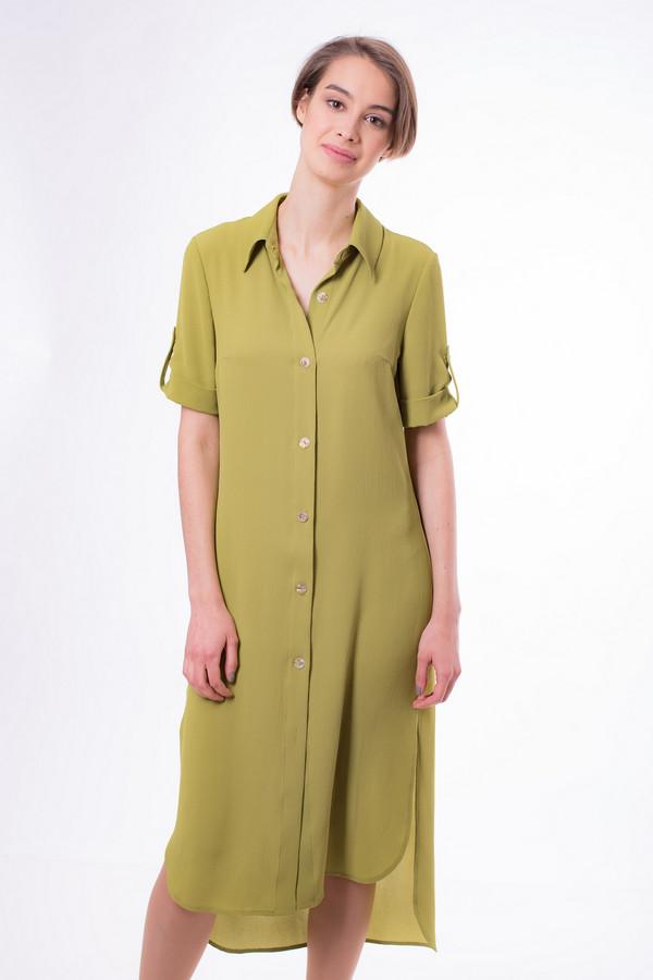 Фото - Женское платье Argent цвет зелёный