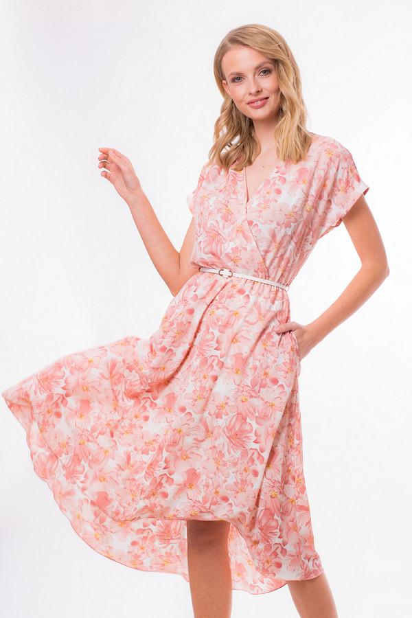 Фото - Женское платье Argent розового цвета