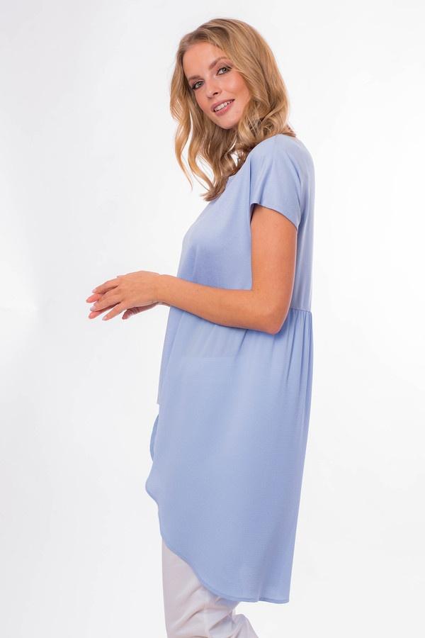 Фото 3 - Женскую блузку Argent разноцветного цвета