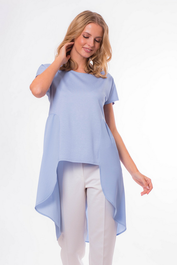 Фото - Женскую блузку Argent разноцветного цвета