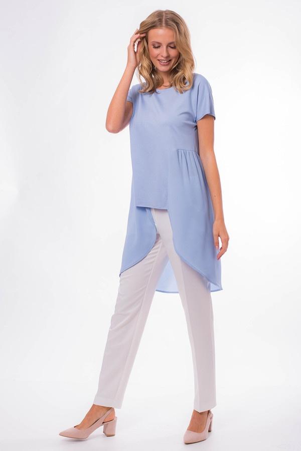 Фото 2 - Женскую блузку Argent разноцветного цвета