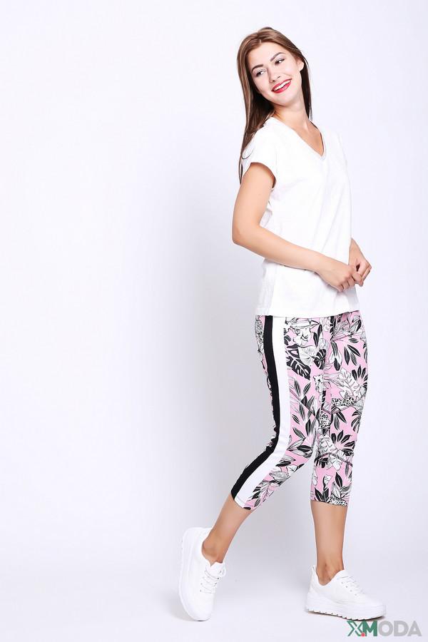 женские брюки betty barclay, розовые