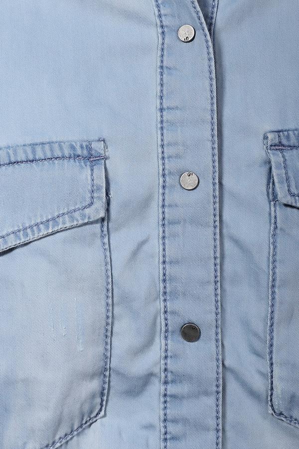 Рубашка с длинным рукавом s.Oliver DENIM от X-moda