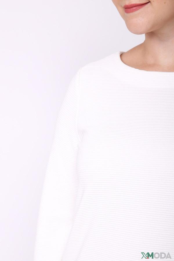 Фото 4 - Женскую блузку Via Appia белого цвета
