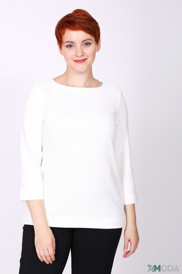 Фото - Женскую блузку Via Appia белого цвета