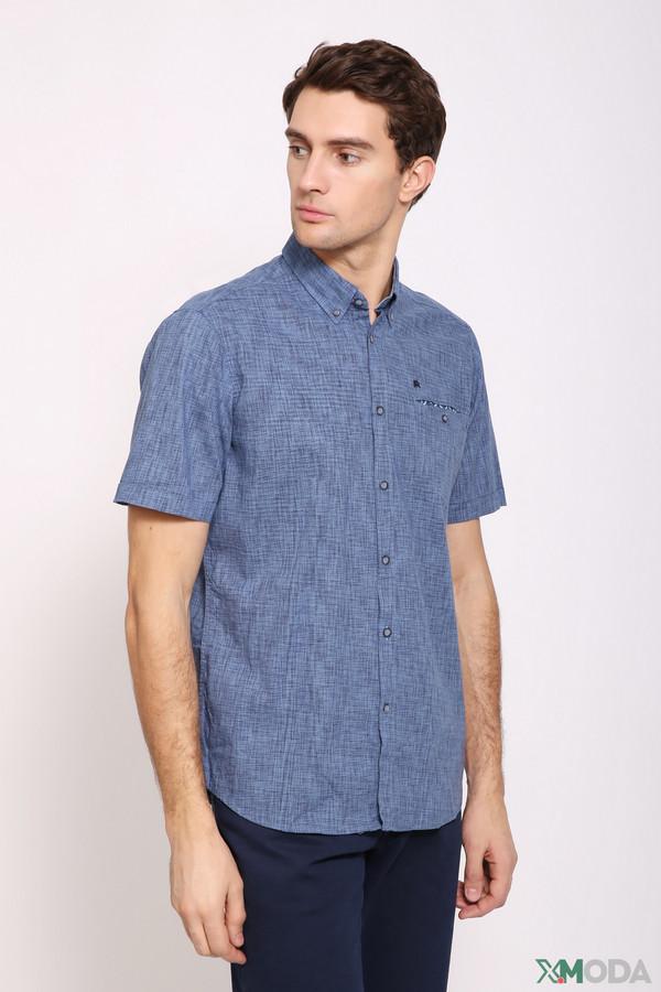 Мужские рубашки с коротким рукавом Lerros