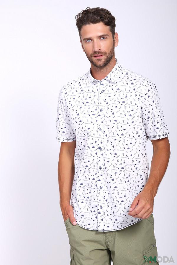 Мужские рубашки с коротким рукавом Venti
