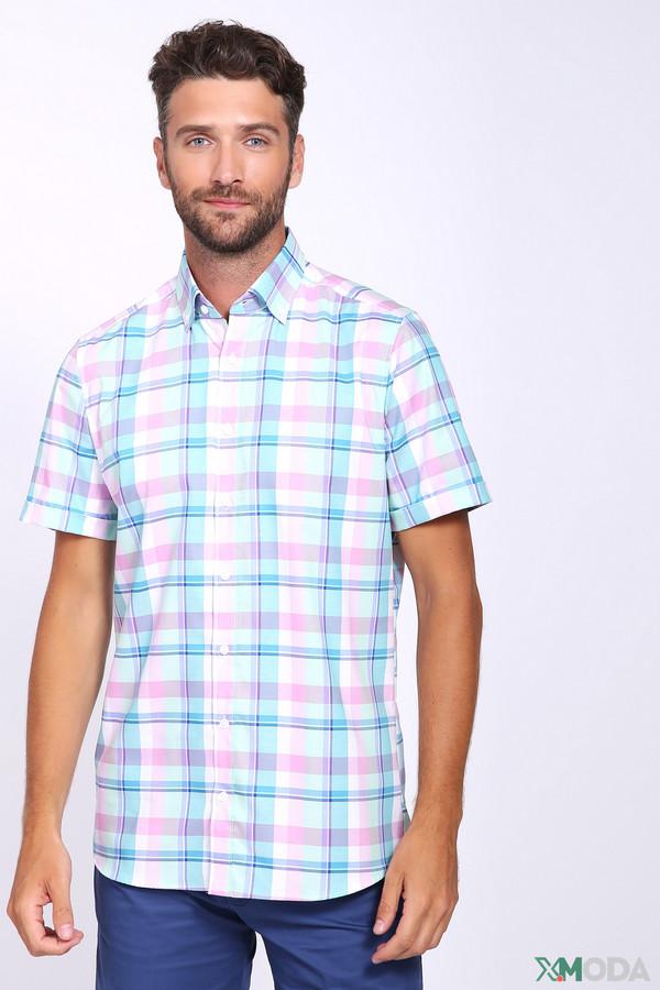 Мужские рубашки с коротким рукавом Olymp