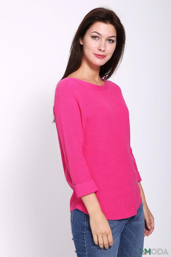 женский пуловер passport, розовый