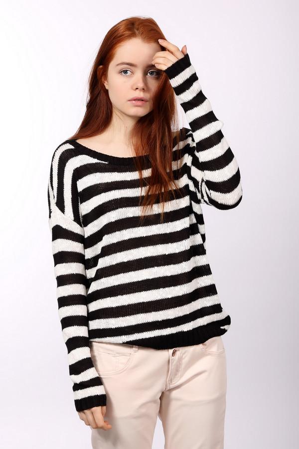 Купить Пуловер Tom Tailor, Китай, Белый, вискоза 11%, полиакрил 89%