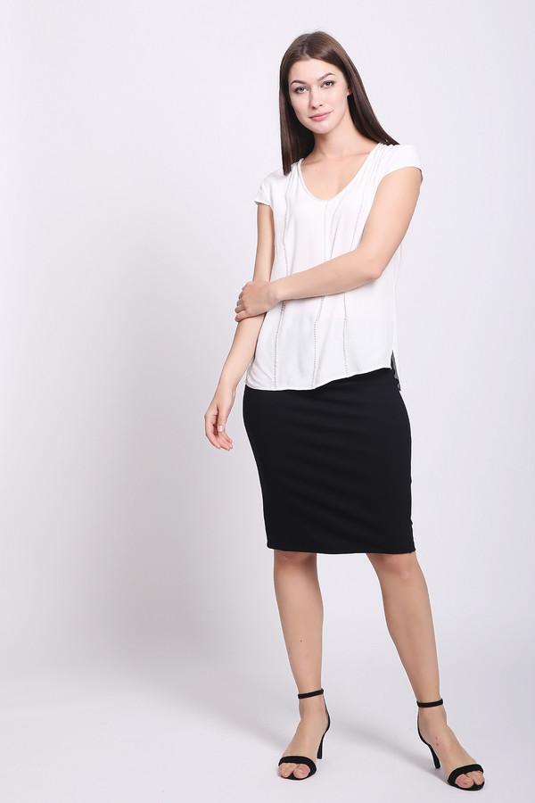 женская юбка pezzo, черная