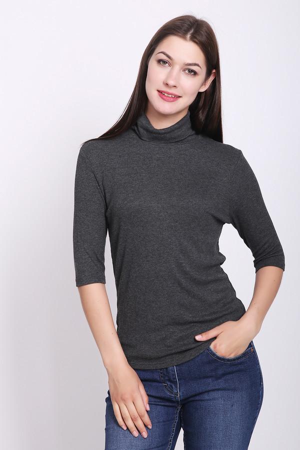 женская футболка pezzo, серая