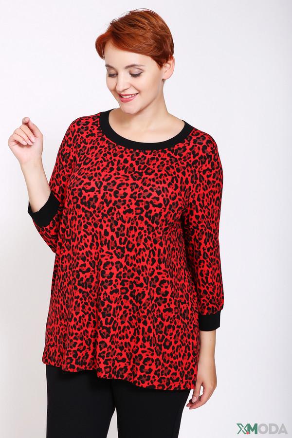 Фото - Женскую футболку Via Appia разноцветного цвета