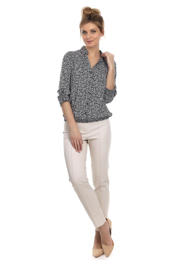Брюки CambioБрюки<br>Брюки-скинни молочного цвета от бренда Cambio. Это брюки для женщин, выполненные из смеси хлопка и полиамида, с добавлением эластана. Изделие дополнено двумя задними карманами и вертикальными швами вдоль всей длины на передней их части.<br><br>Размер RU: 42<br>Пол: Женский<br>Возраст: Взрослый<br>Материал: эластан 5%, полиамид 43%, хлопок 52%<br>Цвет: Бежевый